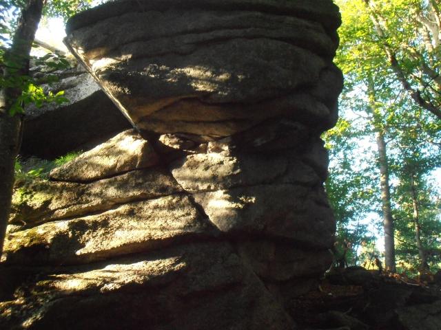 Bayerischer Wald Steinwesen