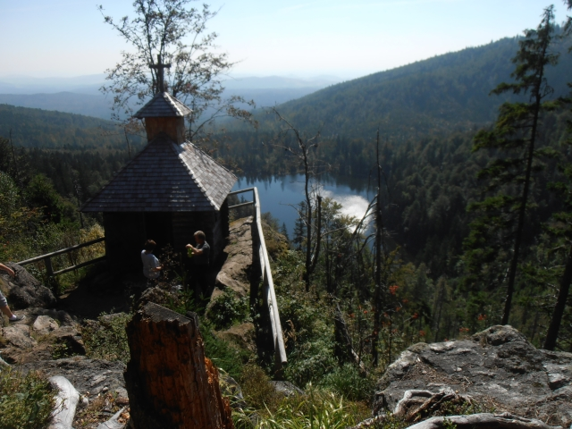 Bayerischer Wald Rachelkapelle