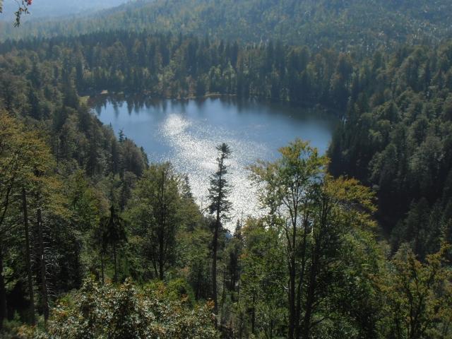Bayerischer Wald Rachelsee