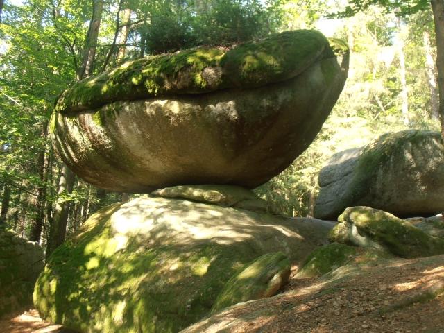 Bayerischer Wald Wackelstein