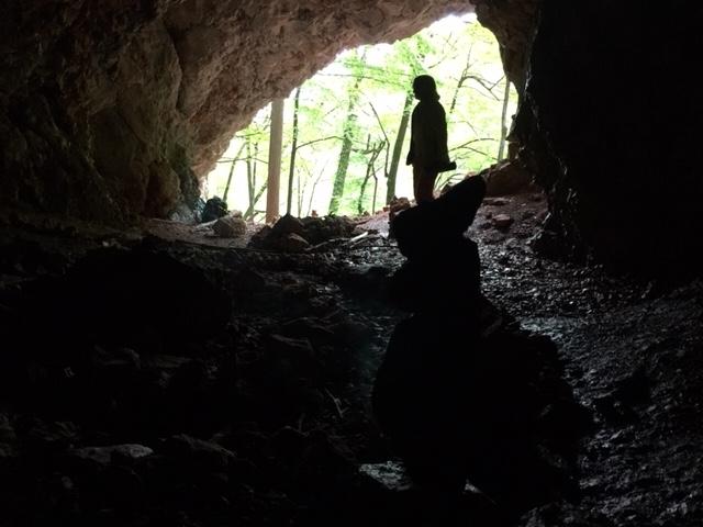 Geomantie Untersberg Bayern Österreich Untersbergmandl Grasslhöhle