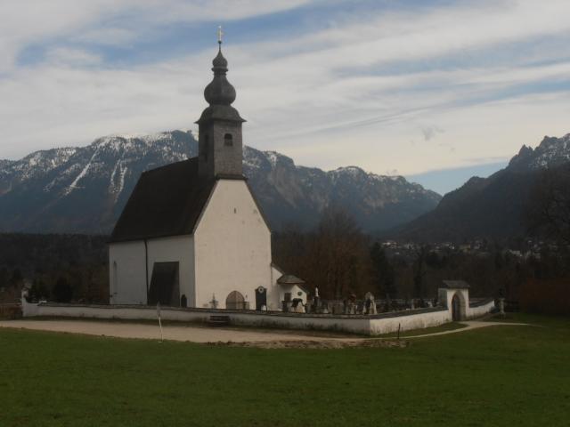 Geomantie Untersberg Bayern Nonnkirche Bad Reichenhall